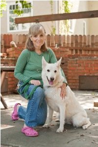 Janda Ferris / Leash and Biscuit Dog Walking and Pet Sitting<br/>Sierra Madra, California <br/>www.LeashAndBiscuit.com