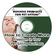 Recording: Create More Freedom in Your Pet Business