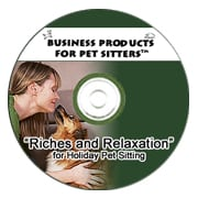 Riches and Relaxation for Holiday Pet Sitting